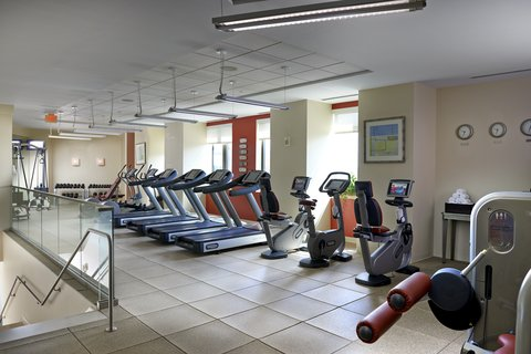 Mandarin Oriental Atlanta - Fitness Center