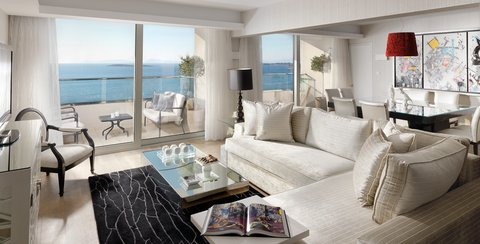Divani Apollon Palace & Thalasso - Presidential Suite And Dinning Room