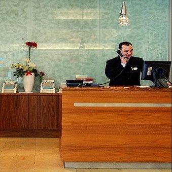 Comfort Inn Smithfield - Front Desk
