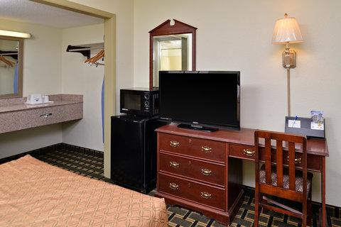 Americas Best Value Inn - Room Amenities