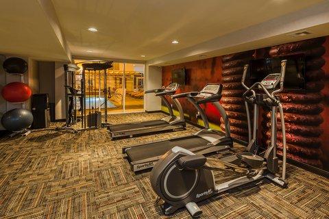 Holiday Inn Express ANAHEIM MAINGATE - Fitness Center