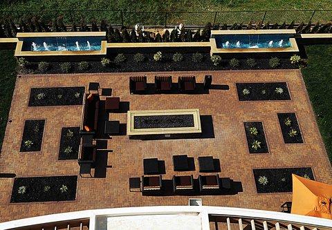 Courtyard Philadelphia Bensalem - Outdoor Lounge