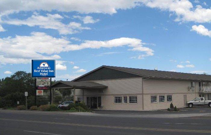 Americas Best Value Inn - Burns, OR