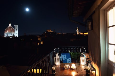 J.K.Place Hotel - Penthouse Private Terrace By Night