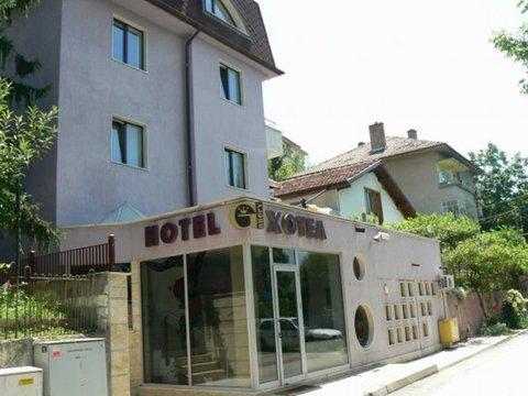 Gallery Hotel Pleven - Exterior