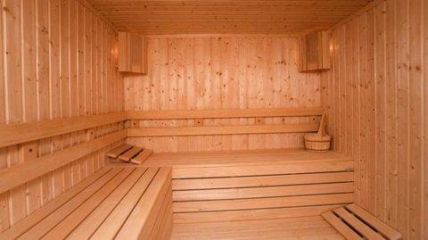 Gallery Hotel Pleven - Sauna