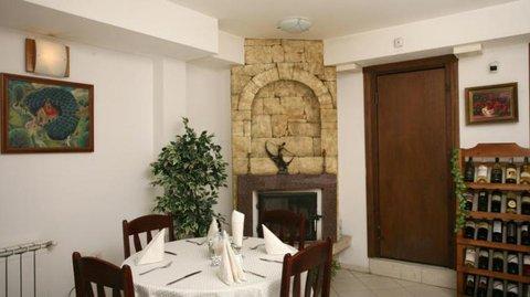Gallery Hotel Pleven - Restaurant