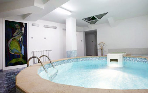 Gallery Hotel Pleven - Pool