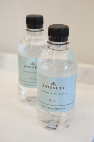 Dorsett Shepherds Bush Hotel - Dorsett Shepherds Bush - Still Bottled Water