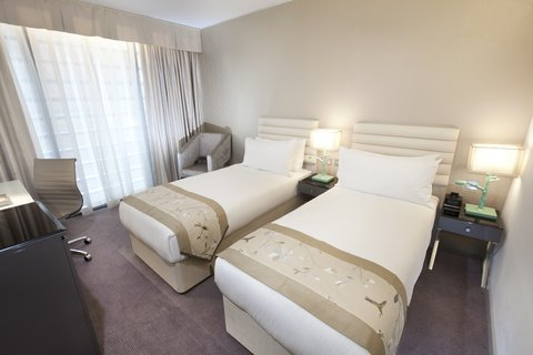 Dorsett Shepherds Bush Hotel - Dorsett Shepherds Bush - Twin Room