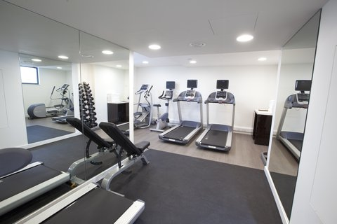 Dorsett Shepherds Bush Hotel - Dorsett Shepherds Bush - Gym