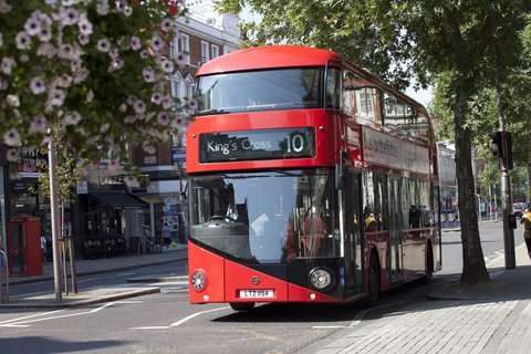 Dorsett Shepherds Bush Hotel - London Bus