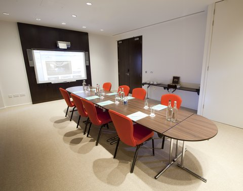 Dorsett Shepherds Bush Hotel - Dorsett Shepherds Bush Meeting - Boardroom