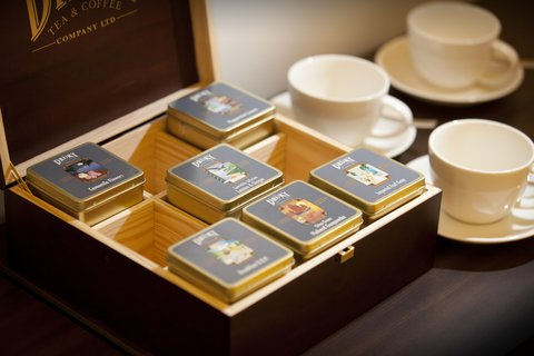 Dorsett Shepherds Bush Hotel - Dorsett Shepherds Bush Meeting - Tea Setup