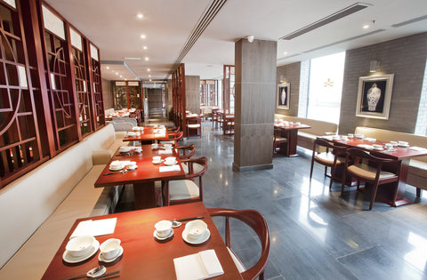 Dorsett Shepherds Bush Hotel - Dorsett Shepherds Bush - Shikumen Restaurant