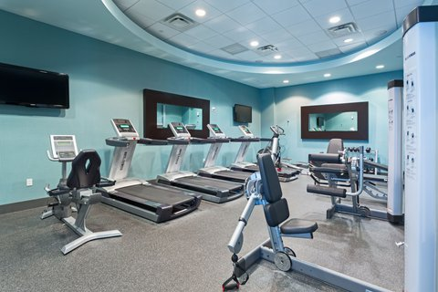 Crowne Plaza FT. LAUDERDALE AIRPORT/CRUISE - Fitness Center