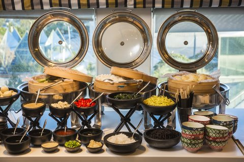 Crowne Plaza City Center Tel Aviv - Buffet- Asian breakfast