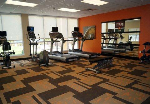 Courtyard Philadelphia Bensalem - Fitness Center