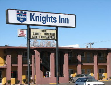 Knights Inn Downtown Albuquerque - Welcome To Knights Inn Downtown Albuquerque