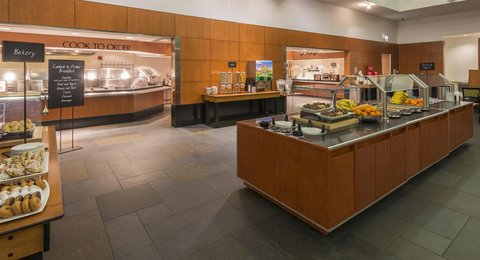 Embassy Suites Chicago DowntownLakefront - Complimentary Breakfast