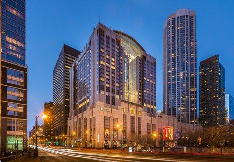 Embassy Suites Chicago DowntownLakefront - Exterior