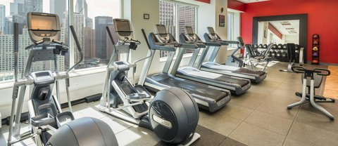 Embassy Suites Chicago DowntownLakefront - Fitness Center