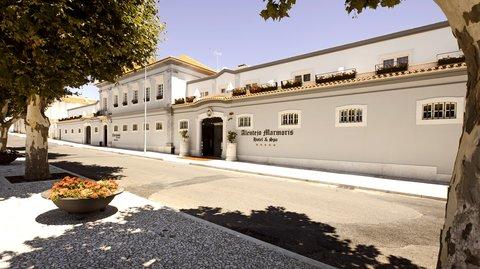 Alentejo Marmoris Hotel - Hotel Entrance