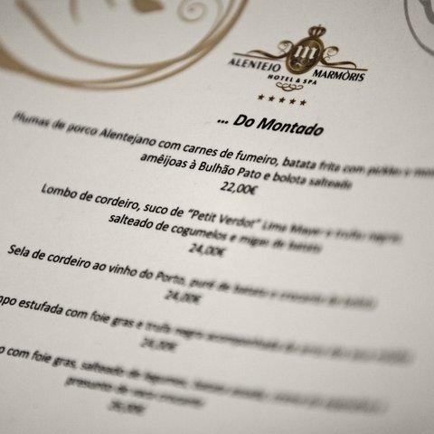 Alentejo Marmoris Hotel - Fine Dinning Restaurant
