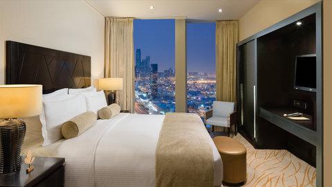 Kempinski Burj Rafal Hotel - Presidential Suite Bedroom
