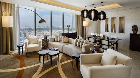 Kempinski Burj Rafal Hotel - Executive Suite
