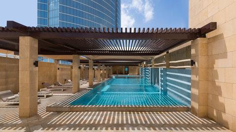 Kempinski Burj Rafal Hotel - Swimming Pool