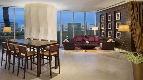 Kempinski Burj Rafal Hotel - Le Bijou Lounge