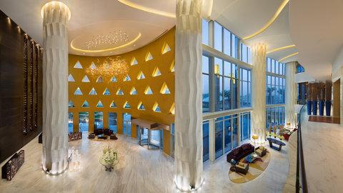 كمبينسكي برج رفال - Lobby