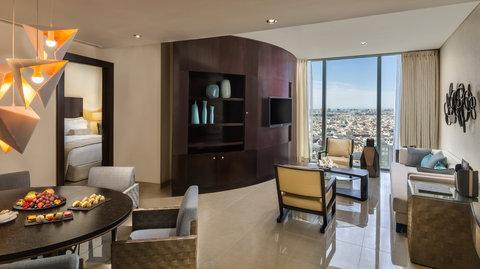 Kempinski Burj Rafal Hotel - Presidential Suite Lounge