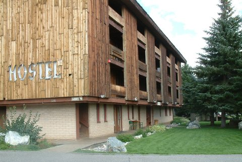 The Hostel - Entrance