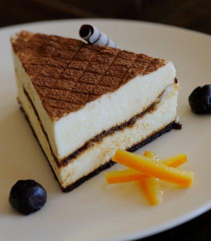 شرم الشيخ ماريوت ريزورت - Parmizzano s - Italian Desserts