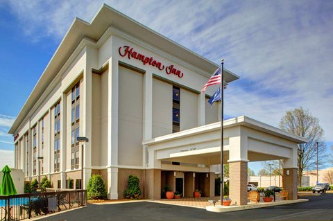 Hampton Inn Greenville-Woodruff Road - Hotel Exterior