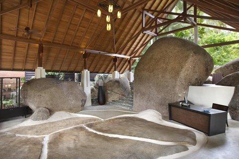 Hilton Seychelles Labriz Resort And Spa - Spa Reception