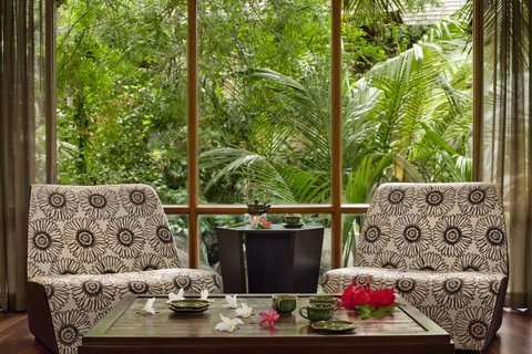 Hilton Seychelles Labriz Resort And Spa - Spa Relaxation Area