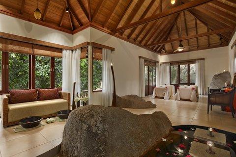 Hilton Seychelles Labriz Resort And Spa - Spa Couples Treatment Room