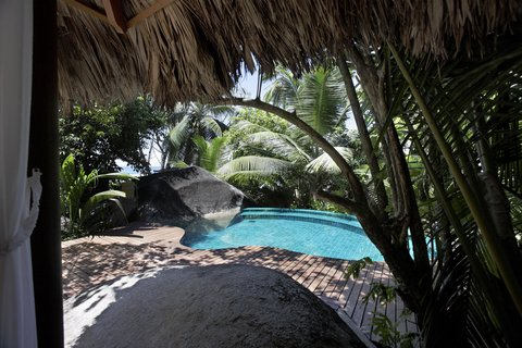 Hilton Seychelles Labriz Resort And Spa - Spa Plunge Pool