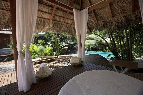 Hilton Seychelles Labriz Resort And Spa - Silhouette Spa Natural Setting