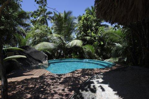 Hilton Seychelles Labriz Resort And Spa - Silhouette Spa Plunge Pool