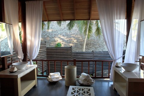 Hilton Seychelles Labriz Resort And Spa - Spa Pavilion