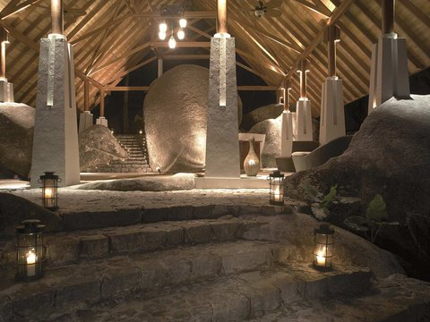 Hilton Seychelles Labriz Resort And Spa - Silhouette Spa