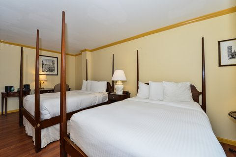 Admiral Fell Inn, an Ascend Hotel Collection Member - Double Guest Room