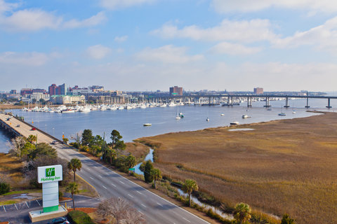 Holiday Inn Charleston Riverview Hotel - View from Hotel
