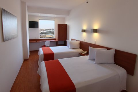 One Queretaro Centro Sur - Superior Room 2 Double