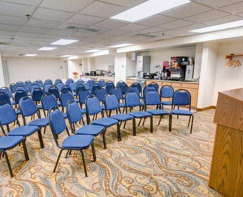 Comfort Inn & Suites Near Univ. of Maryland - MDMeeting Room