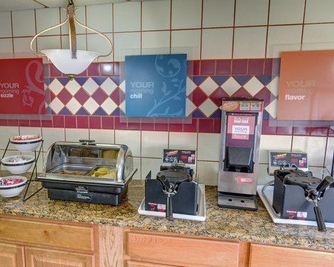Comfort Inn & Suites Near Univ. of Maryland - MDBreakfast